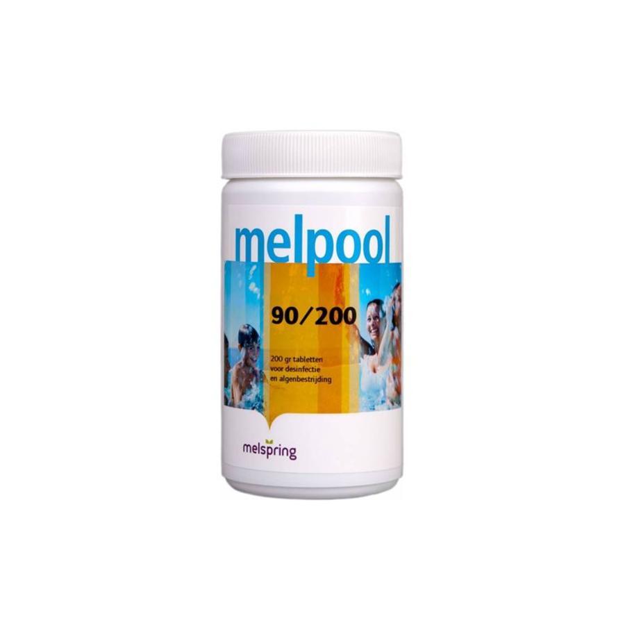 Melpool Chloortabletten 200g 1KG-1