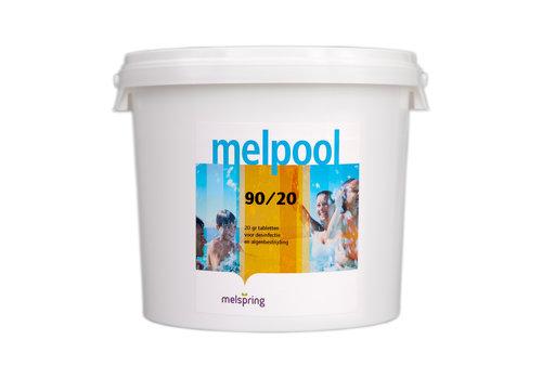 Melpool Chloortabletten 90/20 5 KG