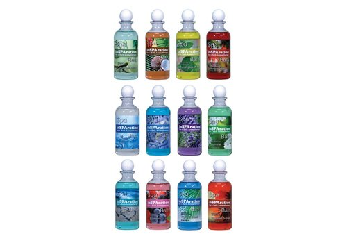 inSPAration A - mixed carton (12 x 265 ml)