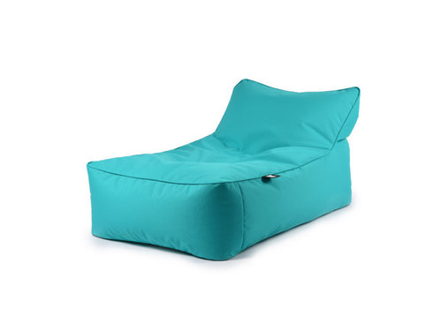 Extreme Lounging Bed Turquoise