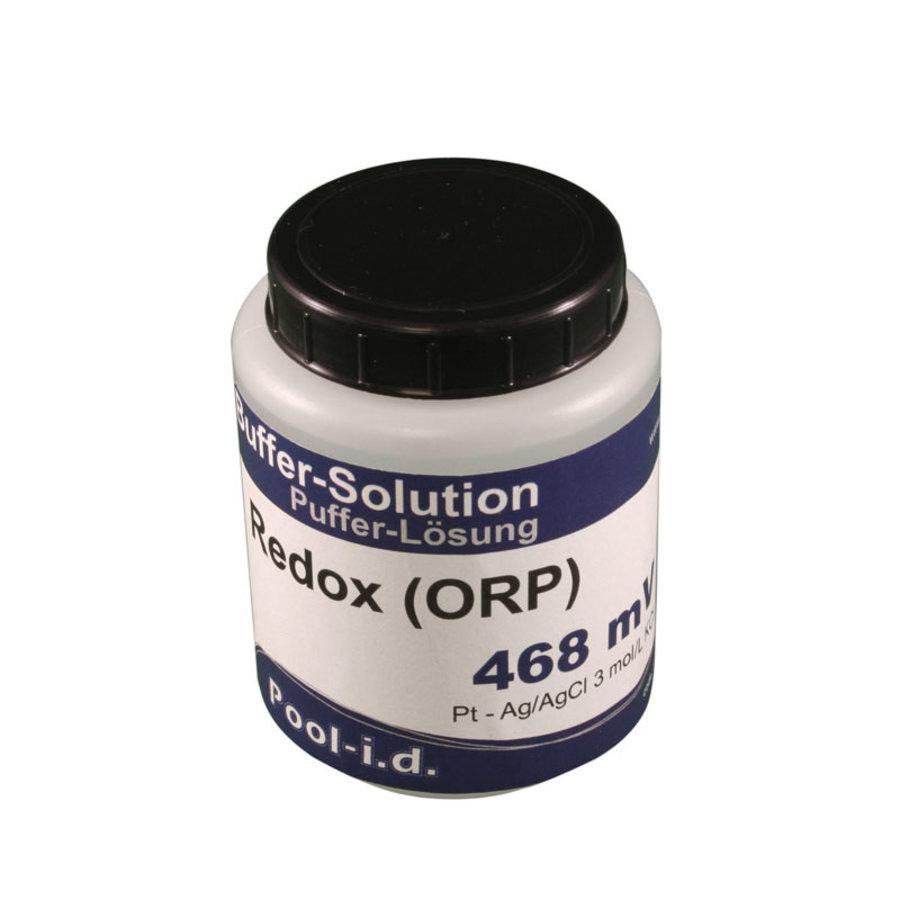 Aqua Easy Buffervloeistof Redox 468 mV Inhoud potje 100ml-1