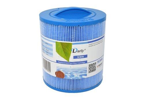 Spa filter Darlly SC848 Silver Stream