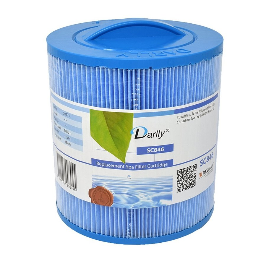 Spa filter Darlly SC848 Silver Stream-1