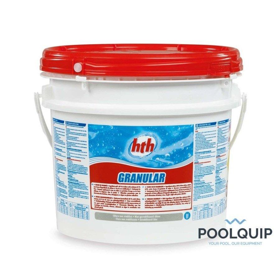 HTH Chloorgranulaat 10 Kg-1