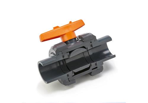 PVC kogelkraan Praher 63mm