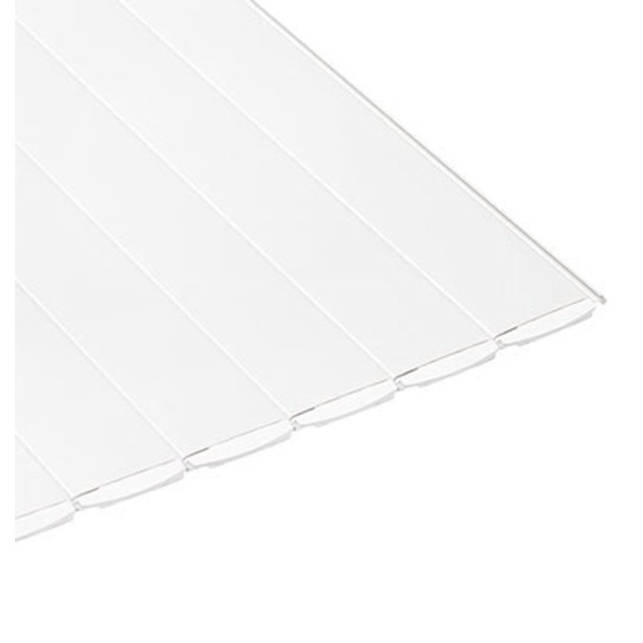 Aquadeck Lamellen PVC wit per m2-1
