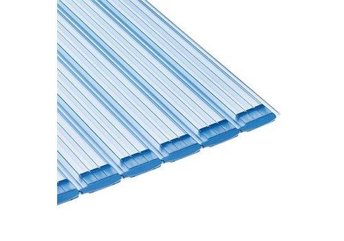 Aquadeck Lamellen PVC Transparant