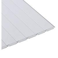 Aquadeck Lamellen PVC Grijs per m2