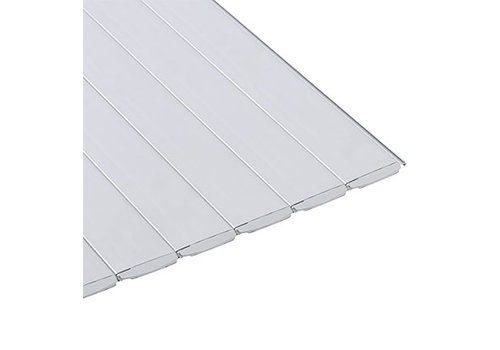 Aquadeck Lamellen PVC Grijs