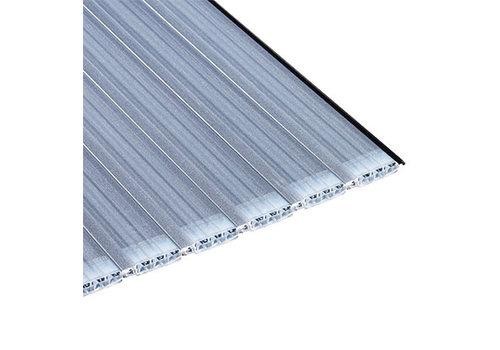 Aquadeck Lamellen polycarbonaat metallic solar
