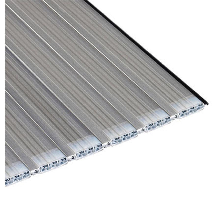 Aquadeck Lamellen polycarbonaat platinum solar per m2-1
