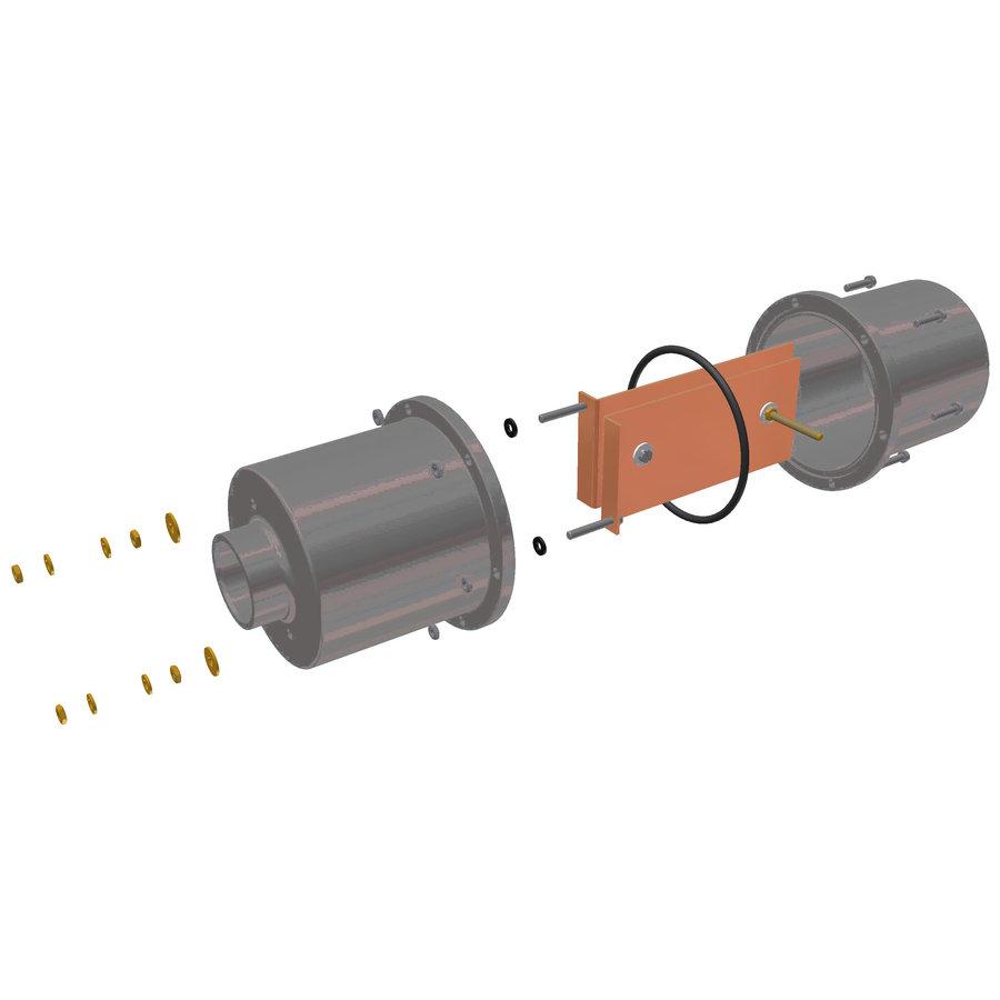 Starline ionisator vervangset Cu/AG elektroden-2