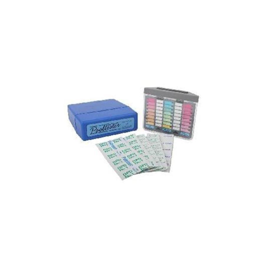 Testset voor chloor, ph en alkaliteit-1