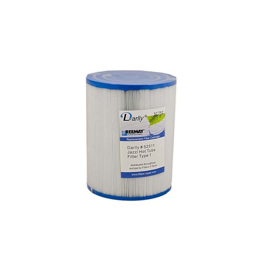 Spa filter Darlly SC752-1