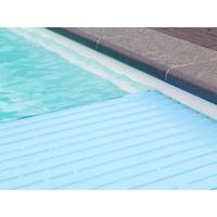 Starline Roldeck Lamellen PVC lichtblauw