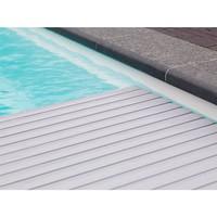 Starline Roldeck Lamellen PVC grijs