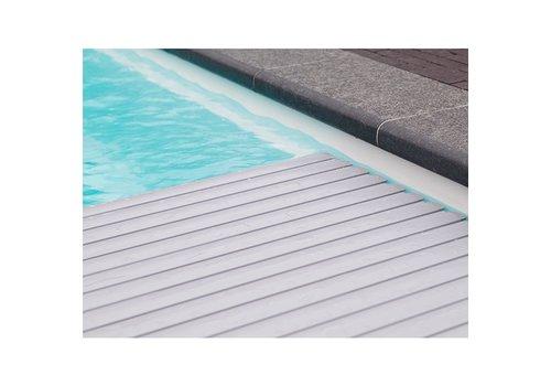 Starline Lamellen PVC grijs