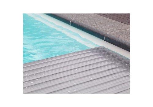 Starline Lamellen polycarbonaat solar Alu look