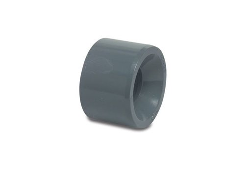 PVC verloop van 75 mm naar 40 mm