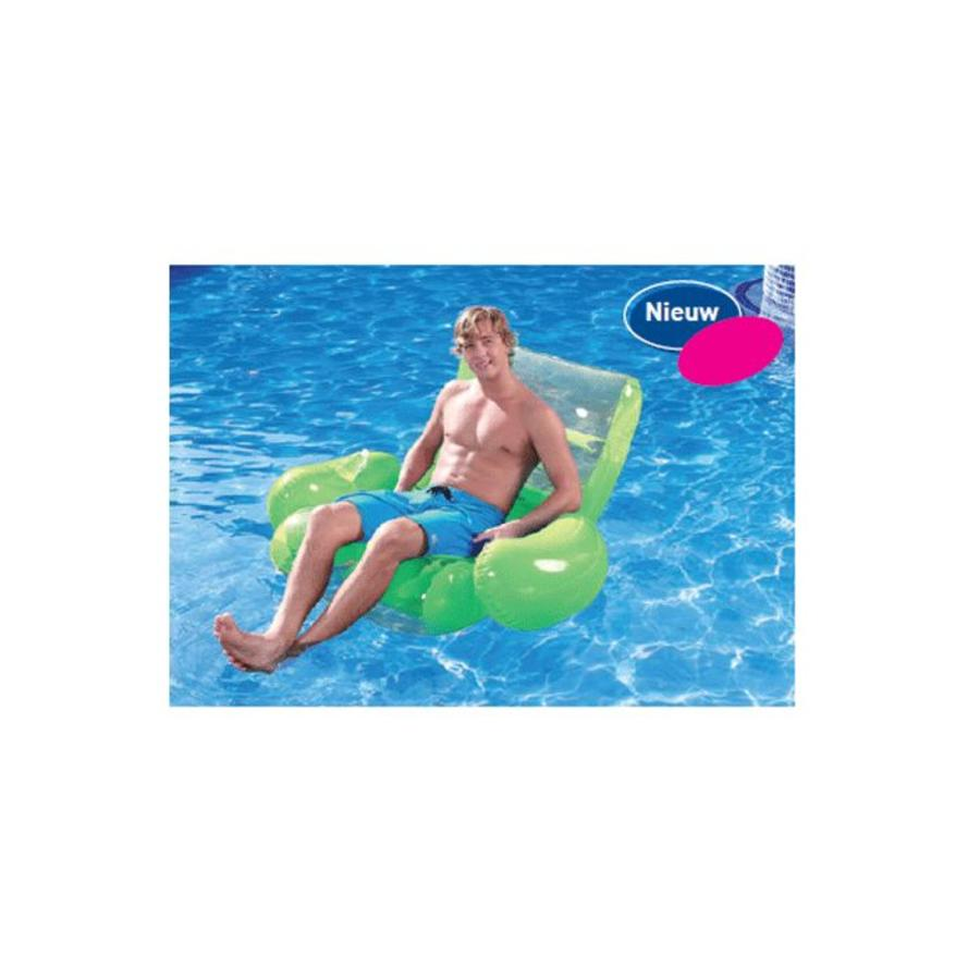 Drijvende stoel met blad voor glas-1