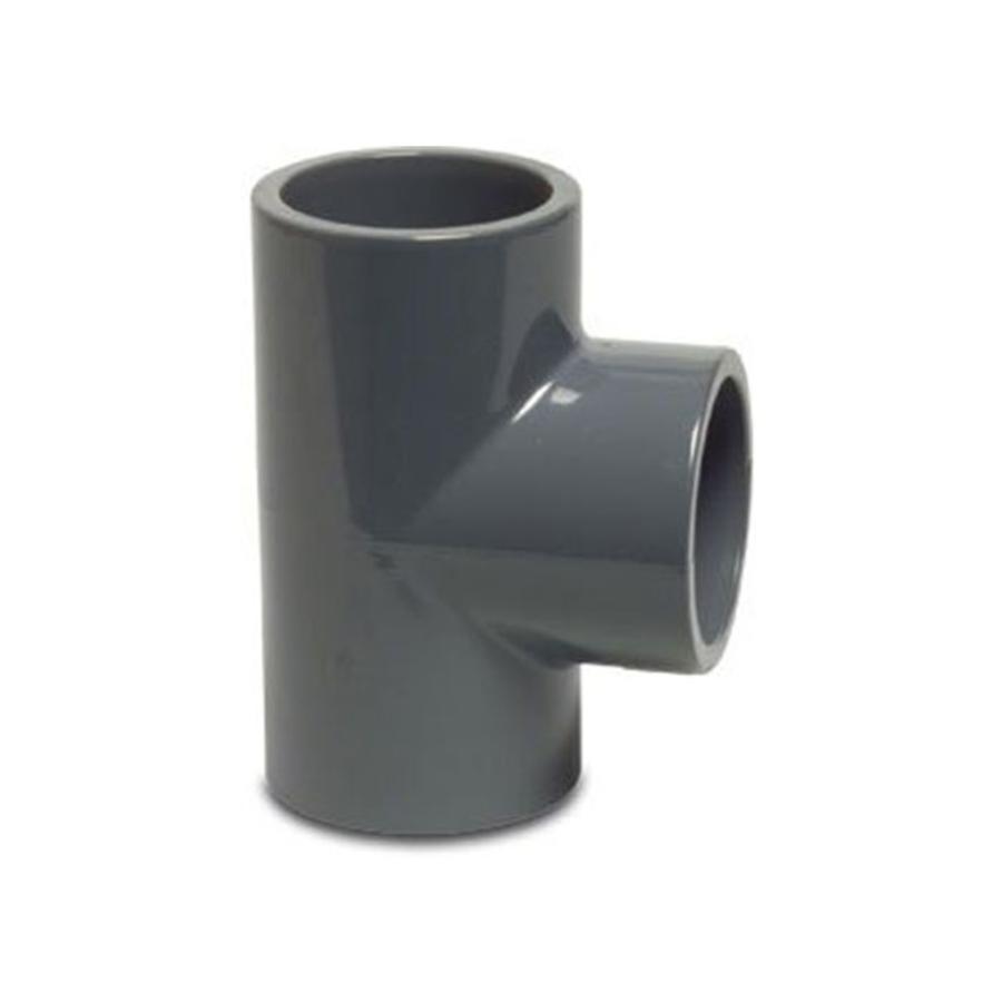 T Stuk 90 graden 50 mm-1