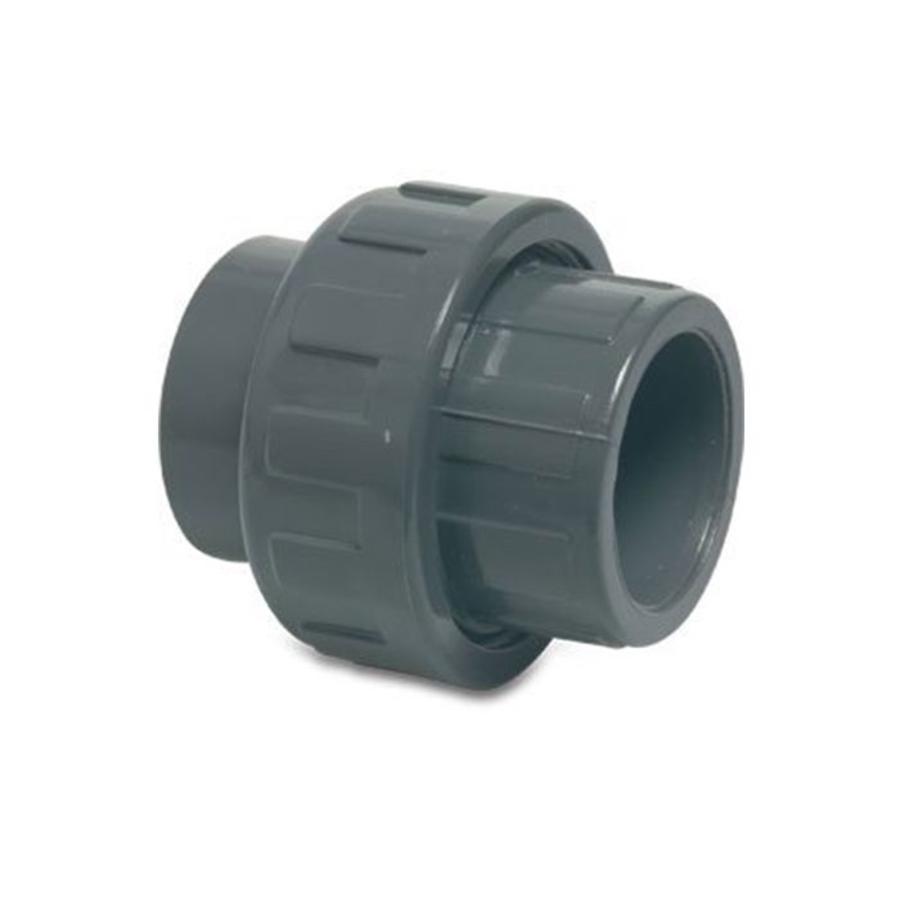 PVC koppeling 3 delig-1