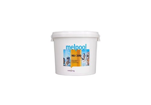 Melpool Chloortabletten 200gr 5KG