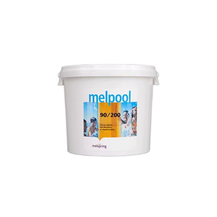 Melpool Chloortabletten 200gr 5KG-1