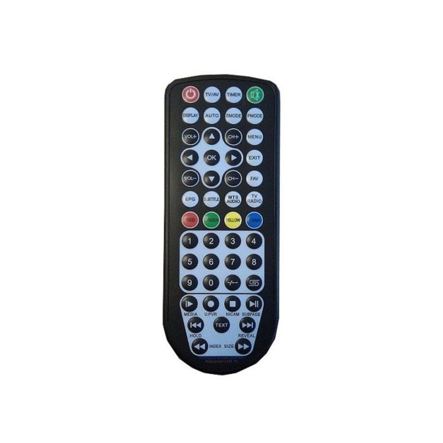 Afstandsbediening BigSplash TV voor de  ABM/ABI modellen-1