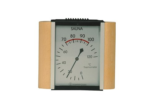 Thermometer Hout
