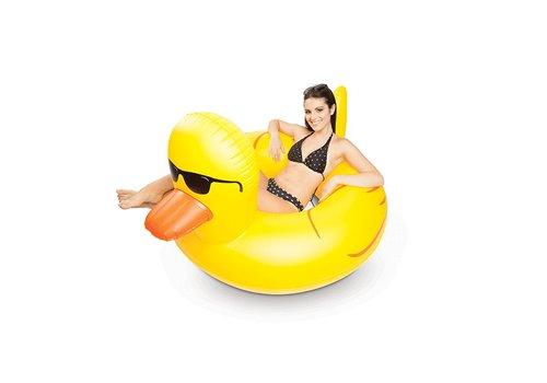Opblaasbare eend zwemband