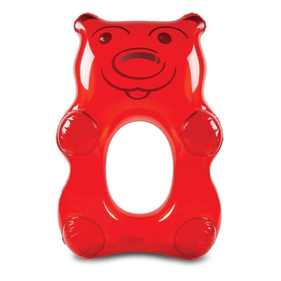 Gummibeer rood zwemband-1