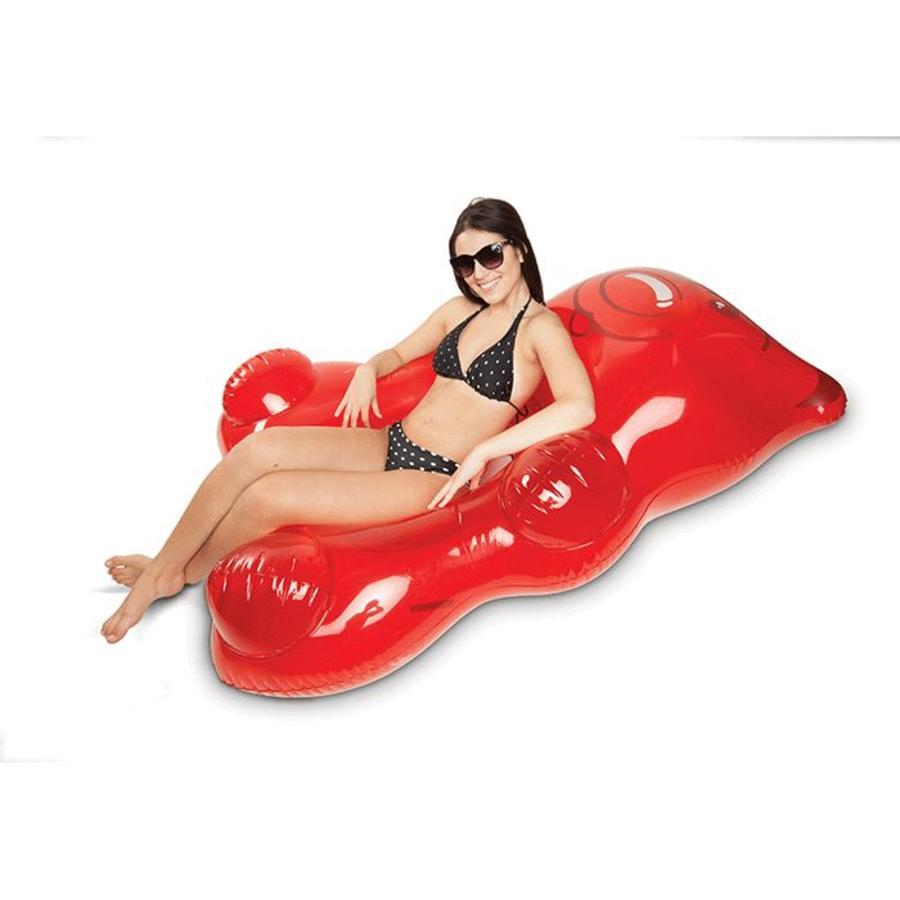 Gummibeer rood zwemband-2