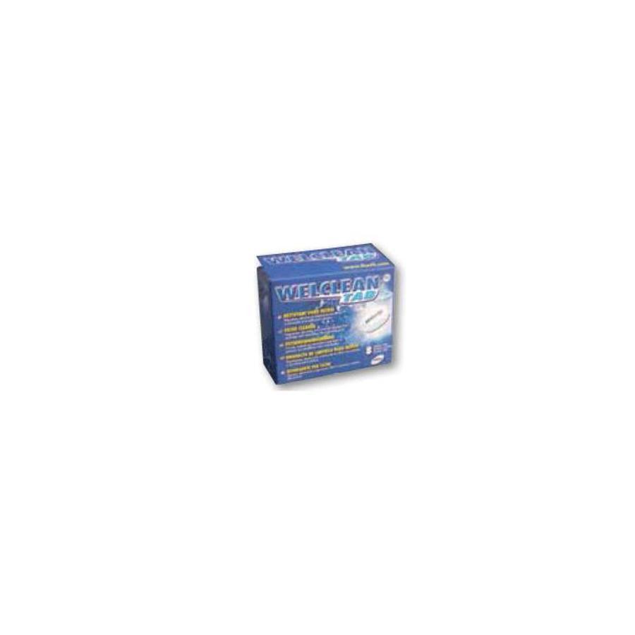 Welclean tab - reinigt patroon en zandfilter-1