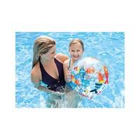thumb-Intex opblaasbare strandbal onderwater 61 cm-2