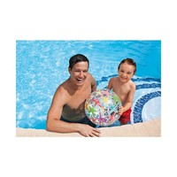thumb-Intex opblaasbare strandbal zeester 51 cm-2