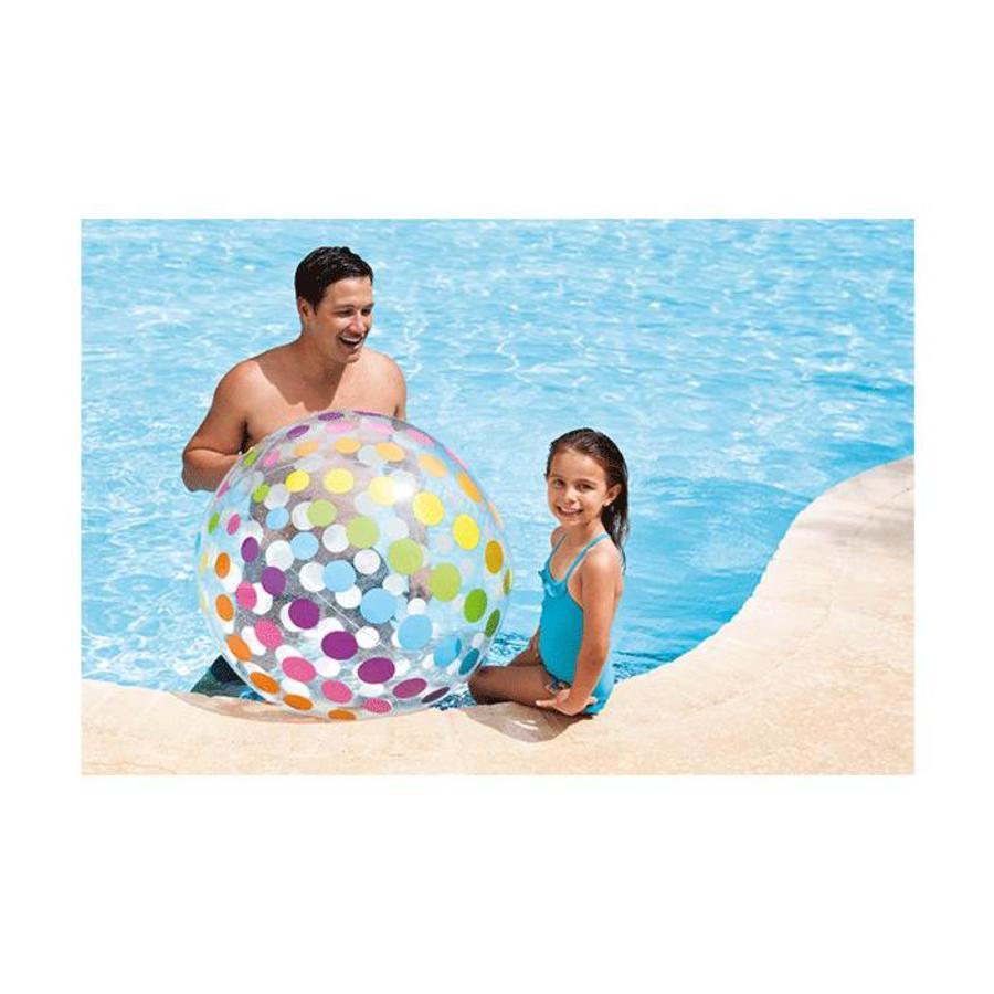 Intex opblaasbare strandbal jumbo 107 cm-2