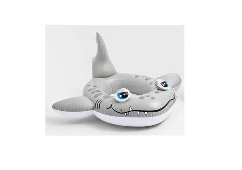 Opblaasboot haai 3-6 jaar