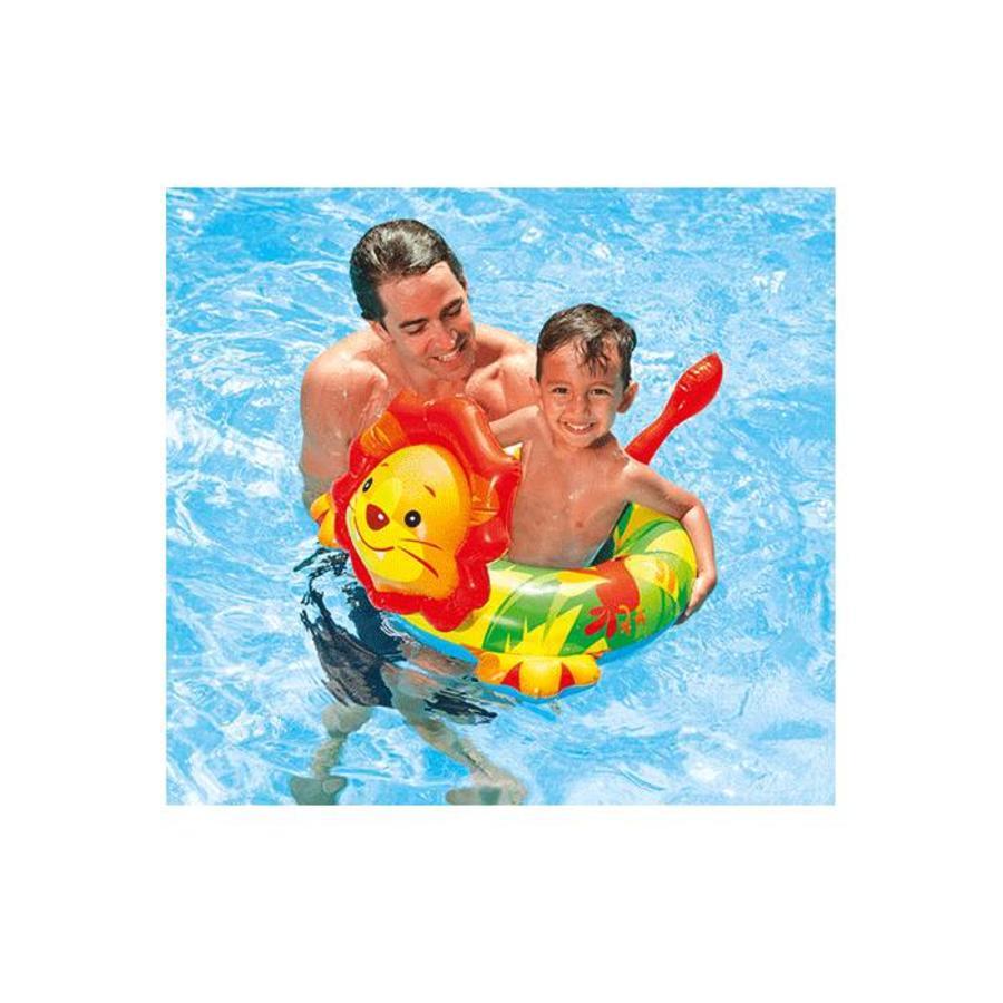 Intex big animal zwemband aap-1