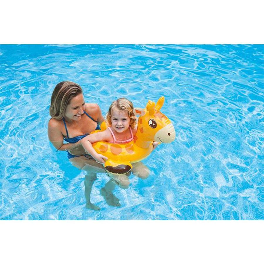 Intex opblaasbare zwemband kikker-2