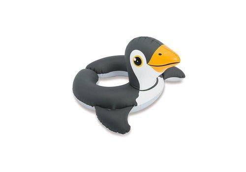 Intex opblaasbare zwemband pinguin