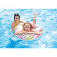 thumb-Intex transparante zwemband gekleurd-2