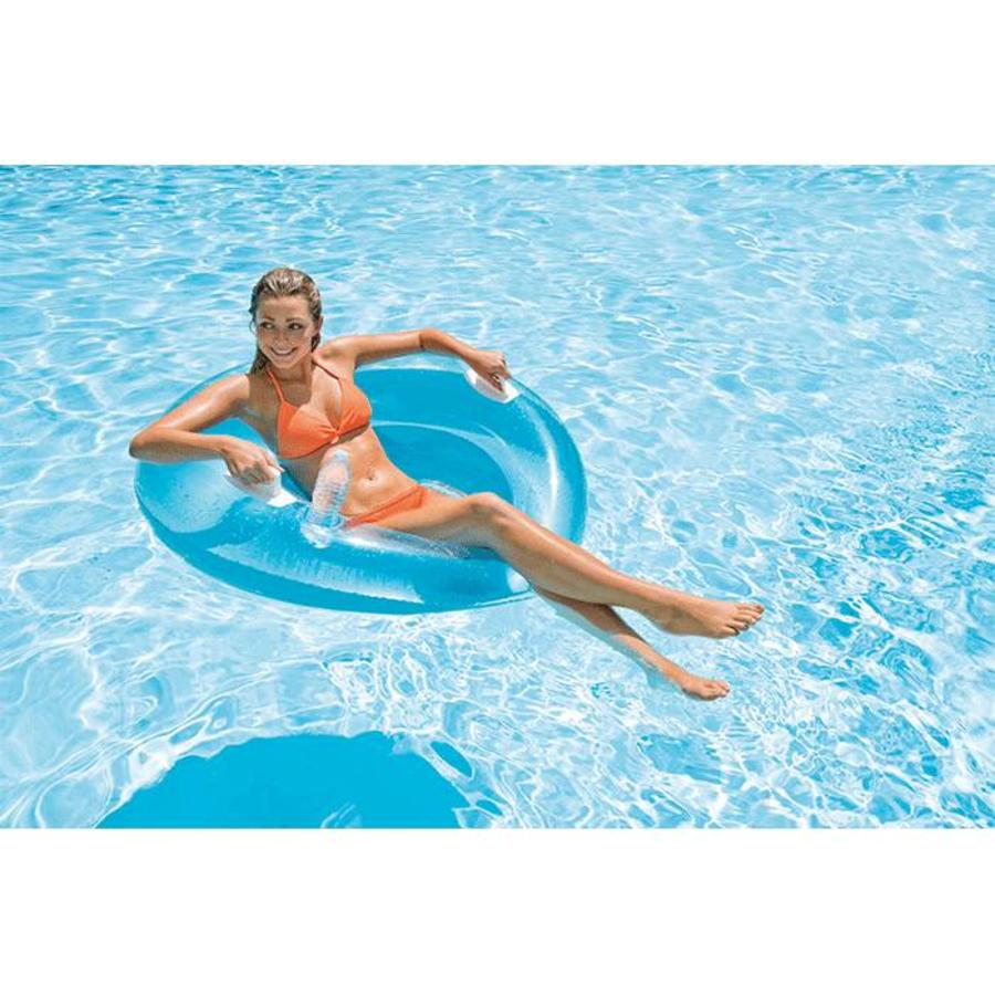 Intex lounge zwemband met bekerhouder-3