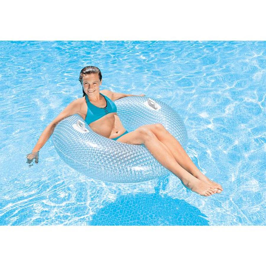 Intex opblaasbare zwemband glossy crystal-3