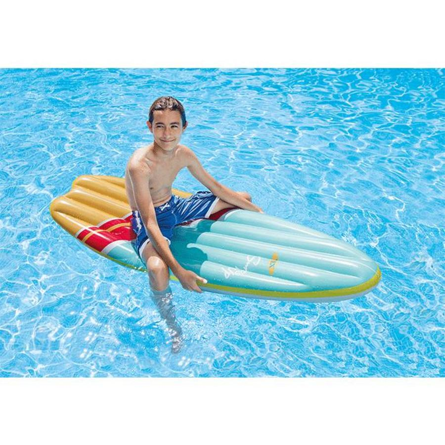 Intex surf´s up mats luchtbed high wave-2