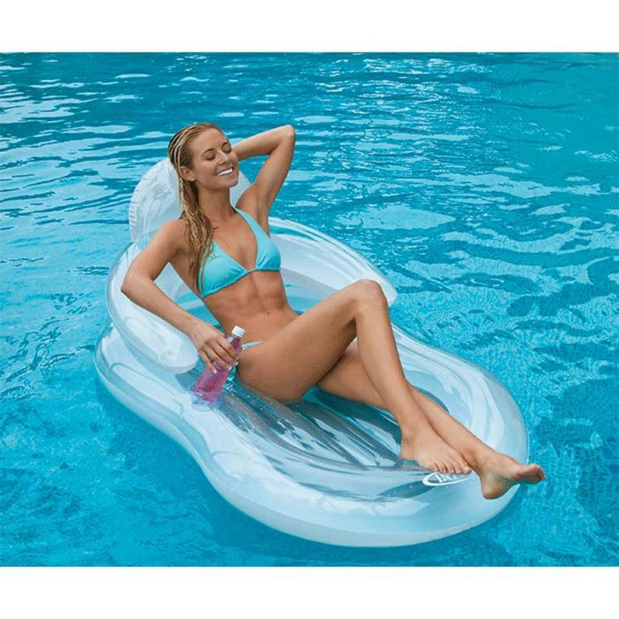 Intex comfort lounge float zwembad-2