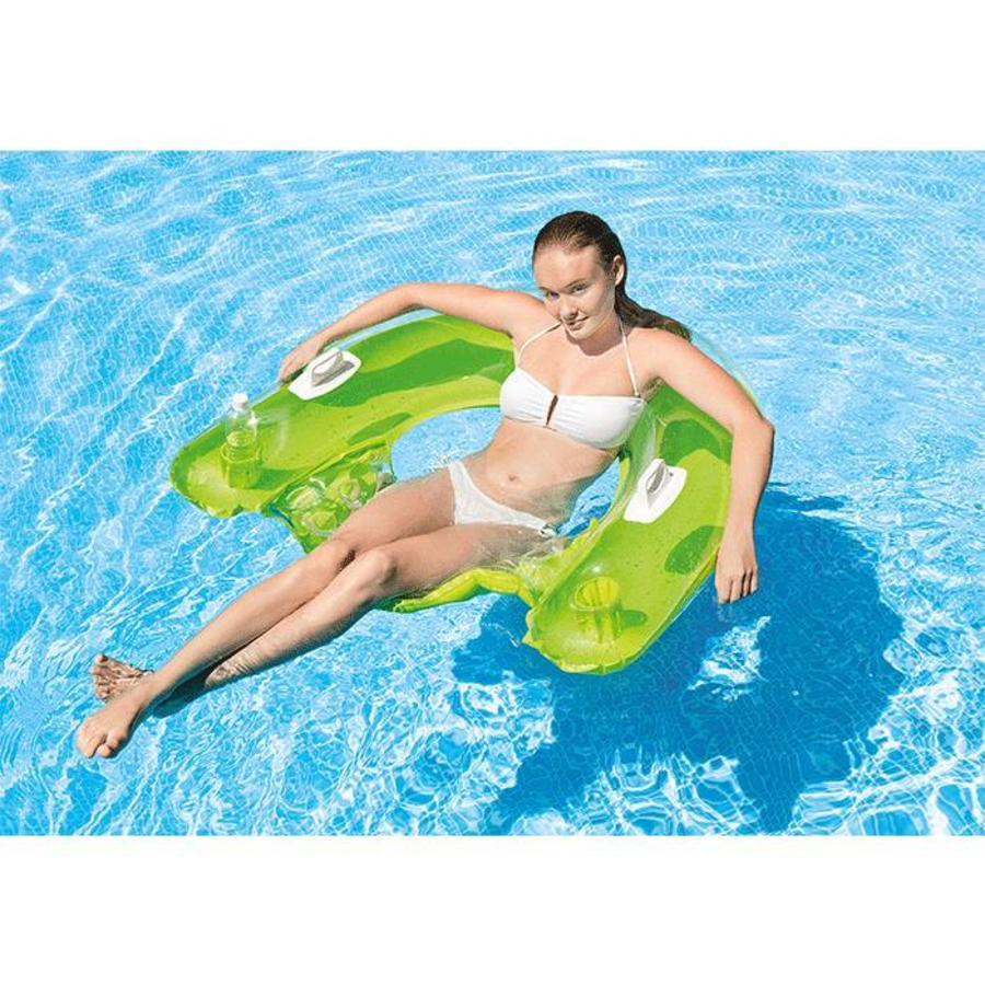 Intex sit 'n float voor in het zwembad-2