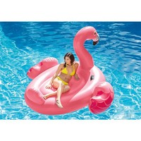 thumb-Intex mega opblaasbare flamingo island float 218 cm-2