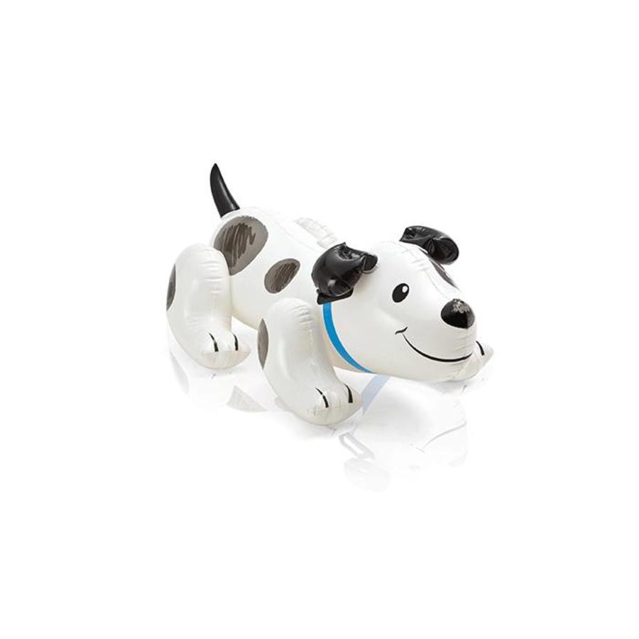 Intex opblaasbare puppy ride-on-1