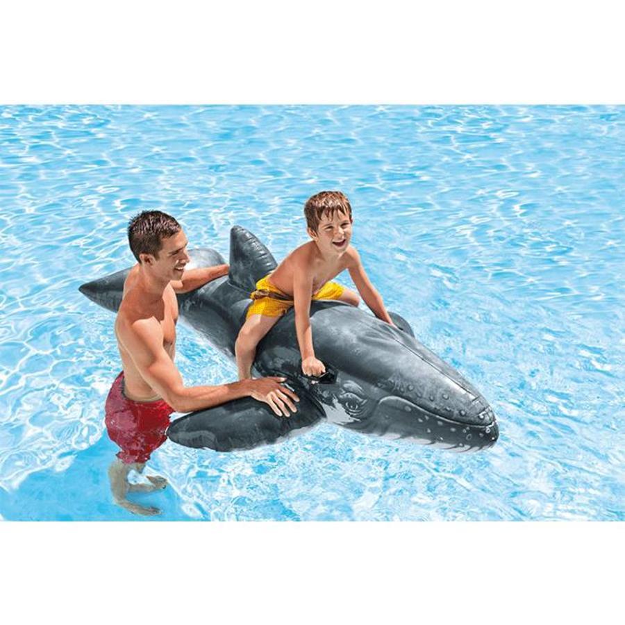 Intex realistische orka - opblaas orka-3